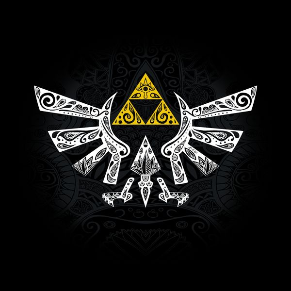#zelda #triforce #tshirts
