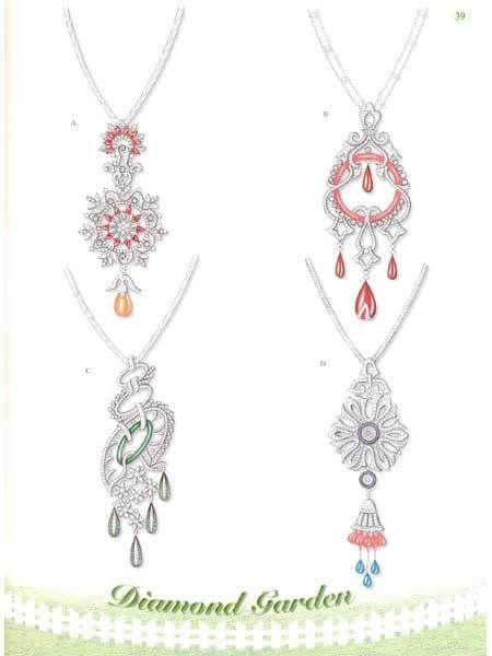 Diamond-Garden Jewellery Book