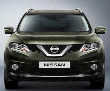 2015 Nissan X-Trail Hybrid Profile