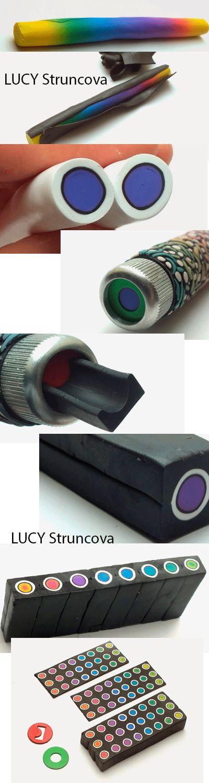 использование экструдера для полимерной глины