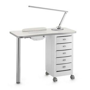 TABLE MANUCURE AVEC ASPIRATION