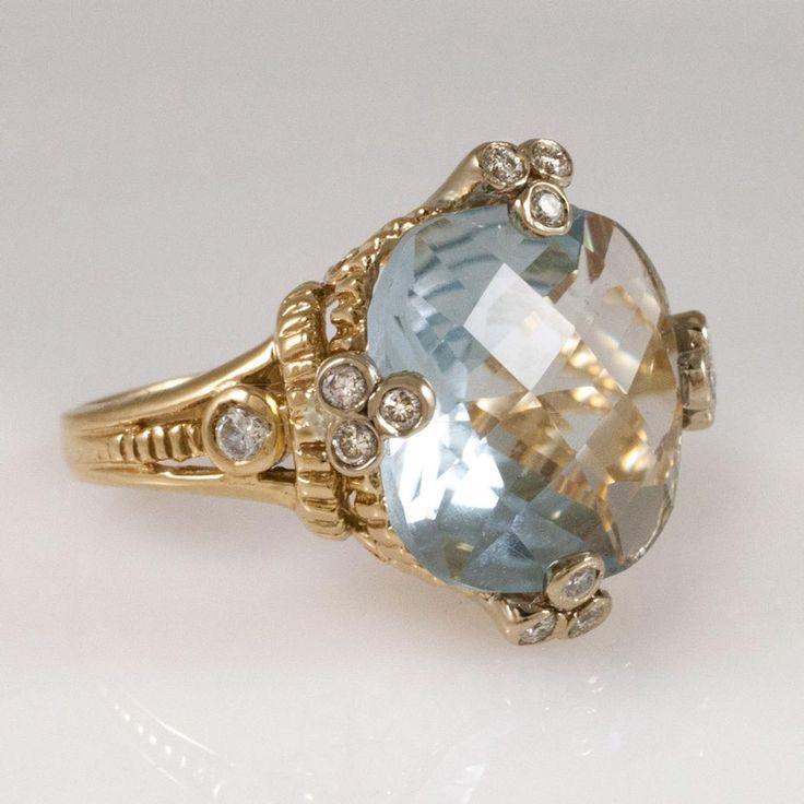 Top 34 best Elegant aquamarine rings images on Pinterest | Rings  CQ59