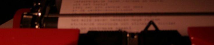 Blog van Daniël Vis, winnaar van de NK Poetry Slam 2014