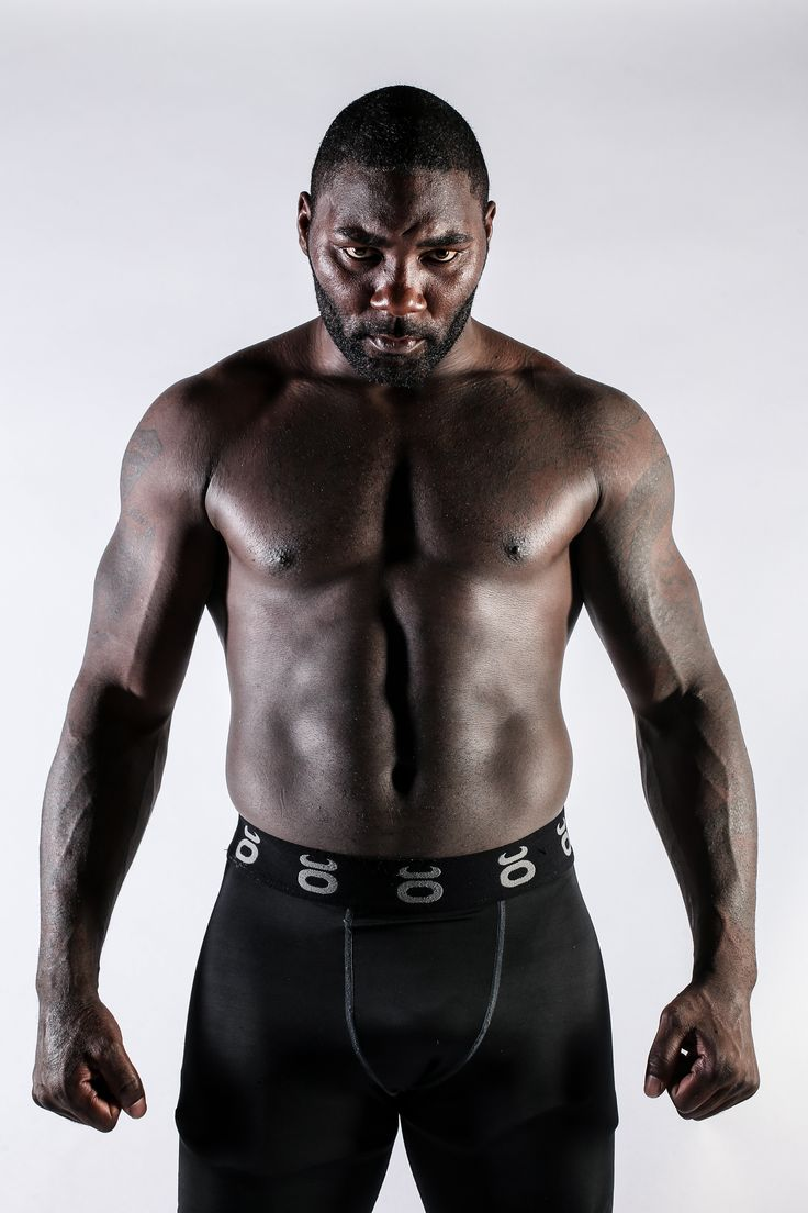 """Anthony """"Rumble"""" Johnson- Professional UFC Fighter"""