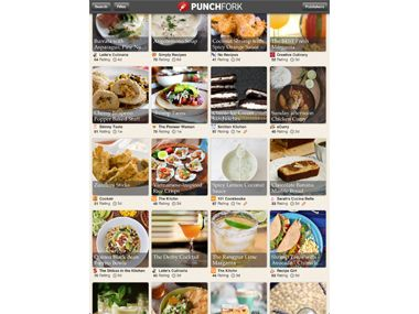 Punchfork tool with recipes from the best food blogs you can search paleo, vegan and gluten free recipes