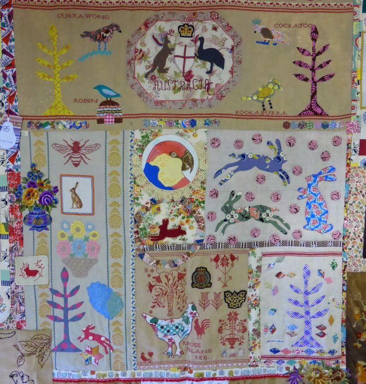 Quilts in the Barn 2015 Margaret Sampson-George
