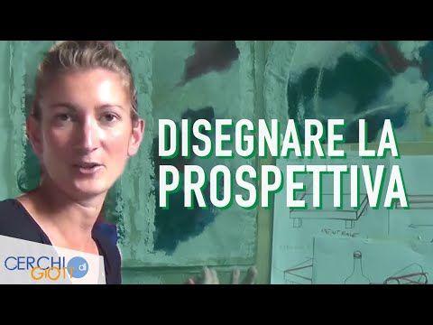 Come disegnare la prospettiva senza errori - Tutorial Disegno 3 - YouTube