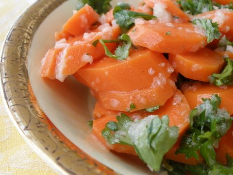 Oasis Carrot Salad--Something different!