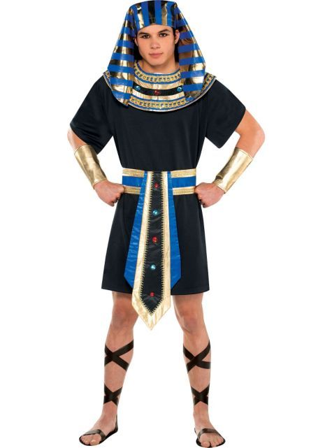 Egyptian Pharaoh Costume for Men - Party City