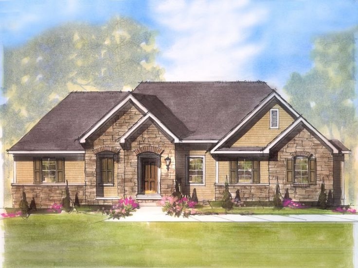 12 best images about home exteriors on pinterest home for American custom homes