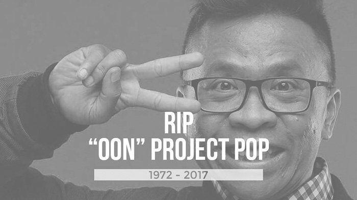 Muhammad Fachroni - Tutup Usia, Ini 5 Fakta Menarik Oon Project Pop yang Belum Banyak Orang Tahu