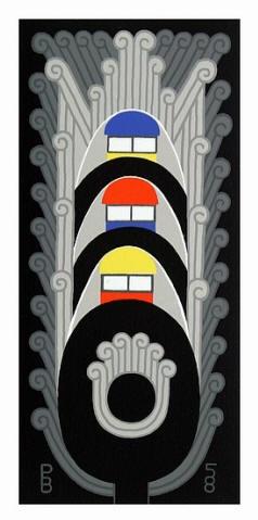 Pavel Brázda - Prodej - Art Galerie - Svetlana & Lubos Jelínkovi