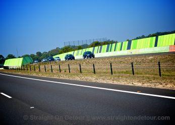 Melbourne Highway Art, Victoria, Eastlink, Australia  More pictures and Information: http://straightondetour.com/melbourne-highway-art/