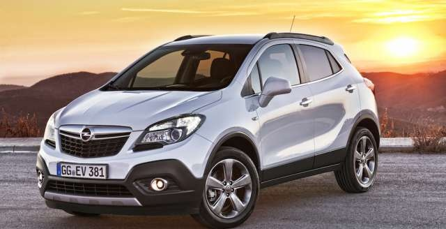 Opel Mokka: znamy ceny