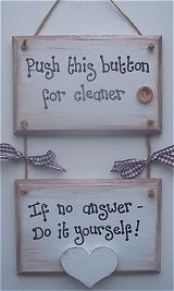 Home decorations, kitchen plaques, room plaques, hanging decorations and more .