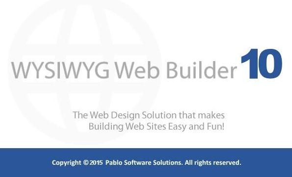 WYSIWYG Web Builder v10.2.0 with Crack Full Version Free Download - 100% Working ~ Free Pro Software & Paid Apps
