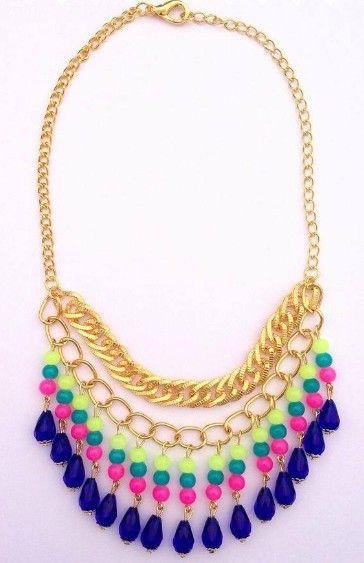 17 best ideas about collares con piedras on pinterest - Piedras para collares ...