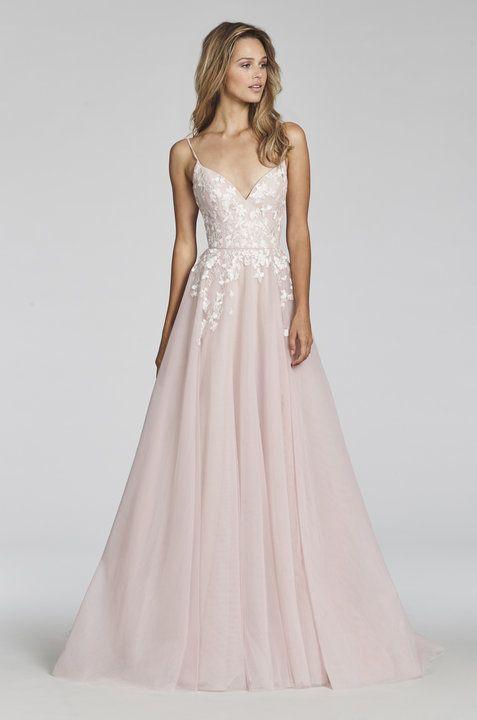 Blush By Hayley Paige Wedding Dress Denver