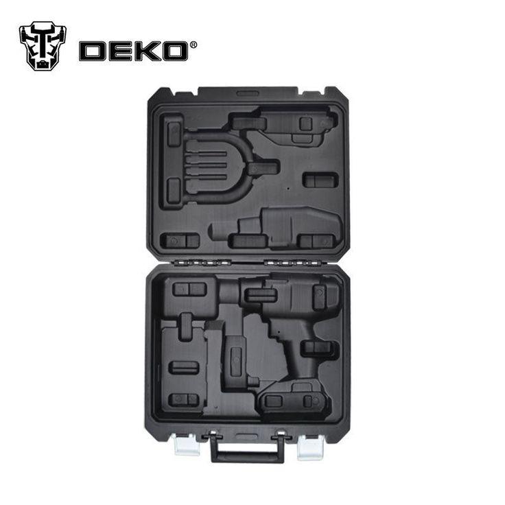 Cordless Drill Box New Driver Black Ion 18v 2 Kit  Original Volt 18 Lithium Tool #BoxDrillCordless