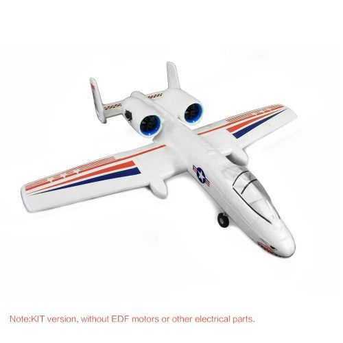 Shop best Array DW HOBBY Micro A-10 EPO 556mm Wingspan Airplane RC Aircraft KIT Version for sale from Tomtop.com at fast shipping. Various discounts are waiting for you!