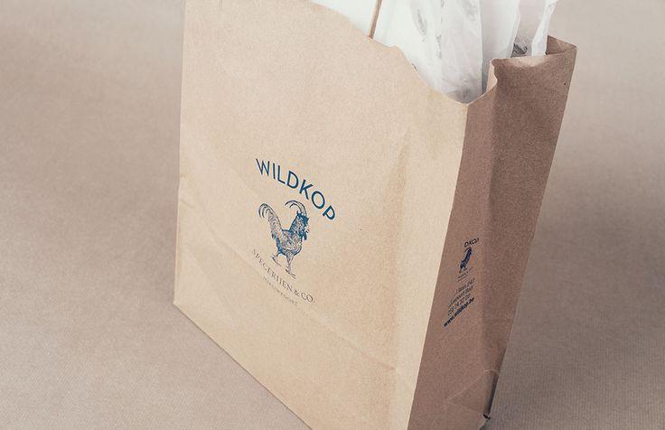 Wildkop - Draagtas   by Skinn Branding Agency