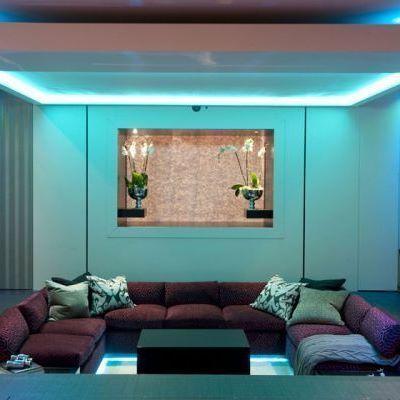 Le Bijou luxury design living roominterior