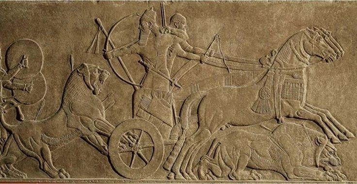 Astounding #Ancient #Assyria: The Grand Palace of Assurnasirpal