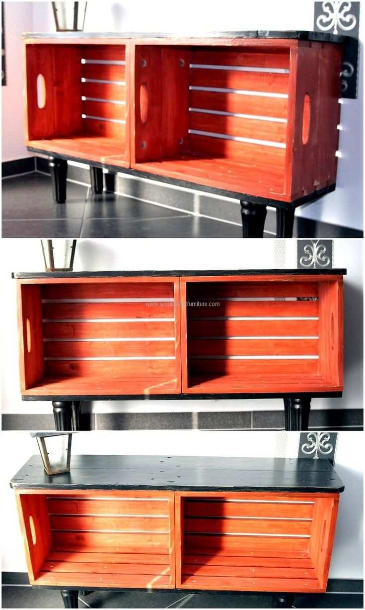 Best 25 Crate Tv Stand Ideas On Pinterest Tv Stand Made