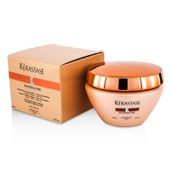 KerastaseDiscipline Maskeratine Smooth-in-Motion Máscara - Alta Concentración (Para Cabello Rebelde, Difícil de Manejar) 200ml/6.8oz