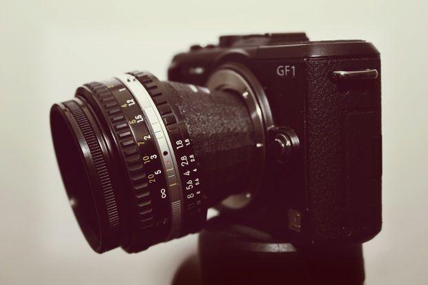 Picture of Printable Tilt-Shift Lens Adapter