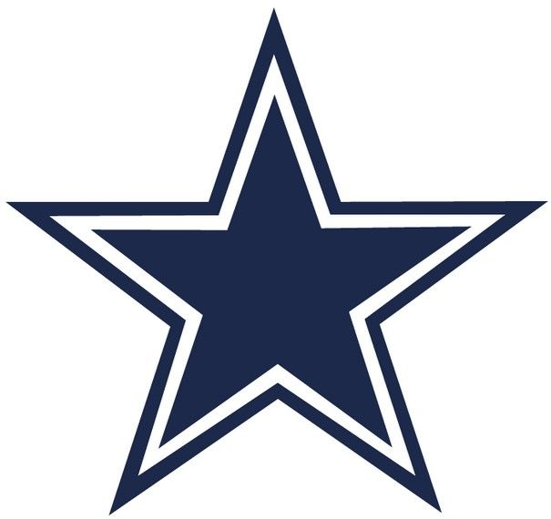 Dallas Cowboys Logo...my childhood favorite football team