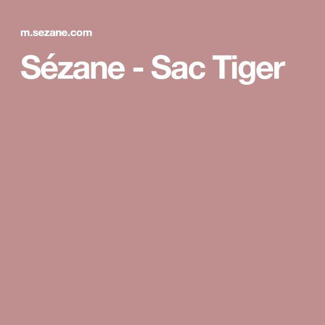 Sézane - Sac Tiger