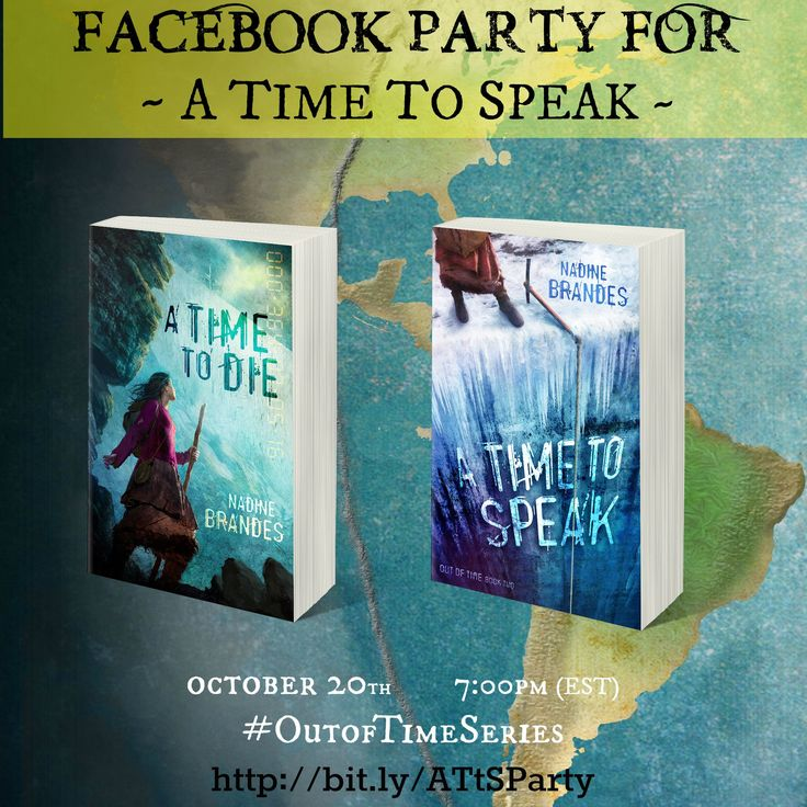 It's time for a Facebook Party! http://bit.ly/ATtSParty