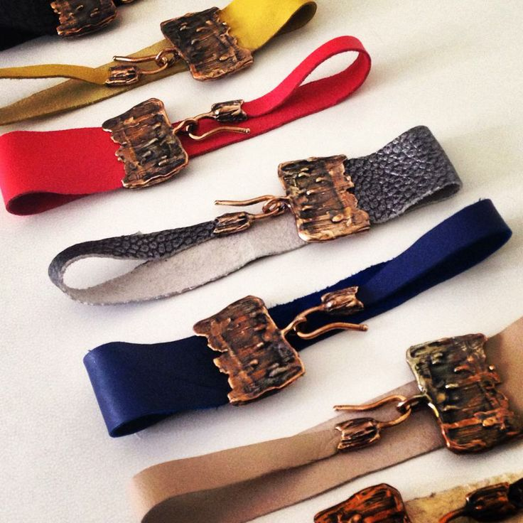 Second Skin Bracelets by Flaminia Barosini -Second Skin collection. #bronze #madeinitaly #handmade #flaminiabarosini