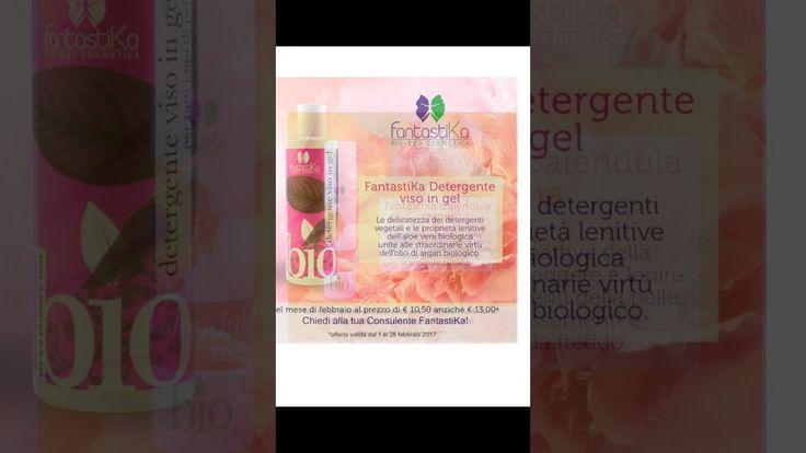 Offerte Fantastika bio eco cosmetica febbraio 2017
