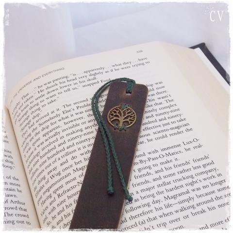 Tree Of Life Bookmark ~
