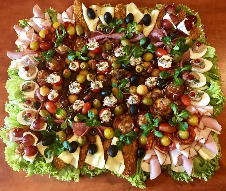 Tasty Food Plate Ready to eat