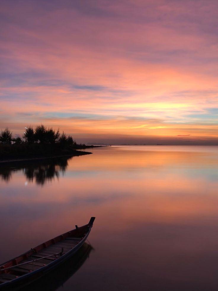 Beautiful sunset tonight -