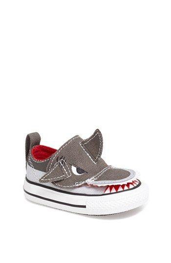 Converse Chuck Taylor® All Star® 'No Problem - Shark' Sneaker (Baby, Walker & Toddler) | Nordstrom