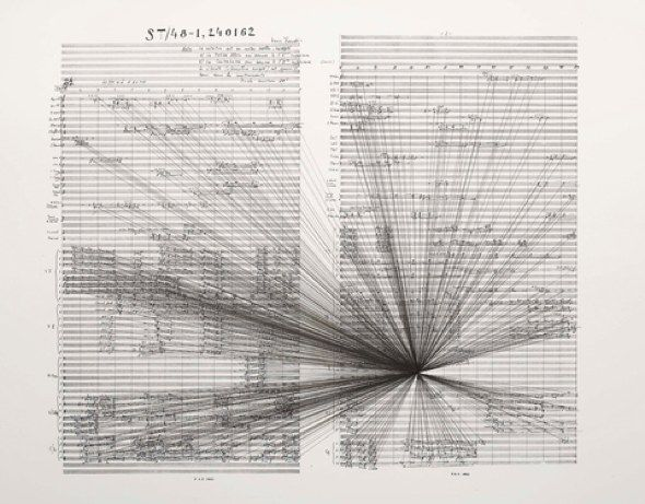 Mass Black Implosion by Iannis Xenakis