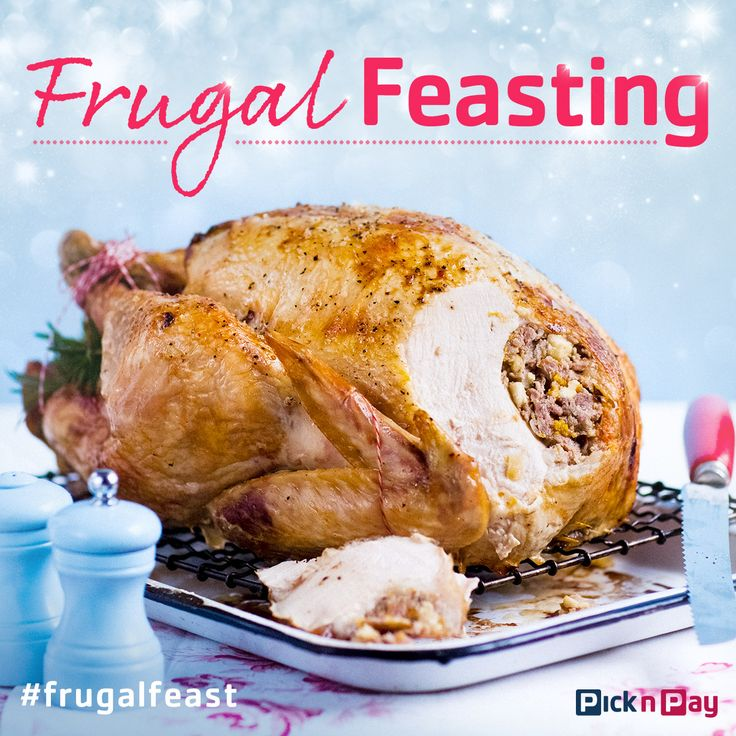 Get the Weber ready! We're making #Thanksgiving turkey – South African style! #frugalfeast #picknpay #freshliving #dailydish