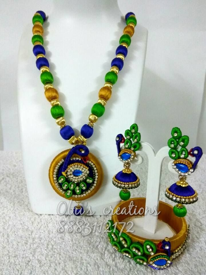 1000 images about silk thread jewelry on pinterest for Treasures jewelry jefferson mall