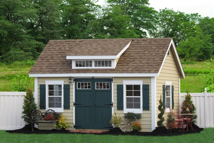 Storage Sheds in PA | Premier Garden Storage Sheds in NJ