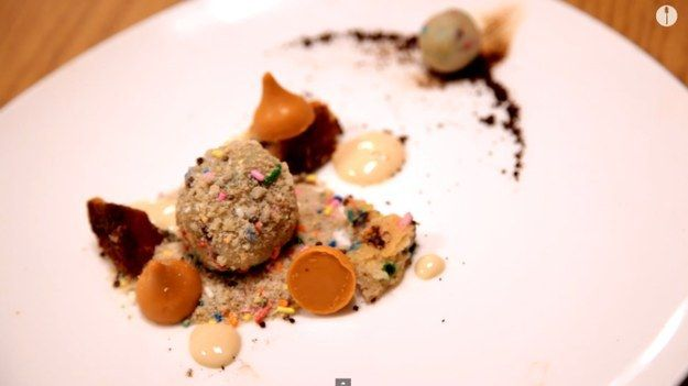 Microwave Momofuku Birthday Cake Truffles   25 Easy Copycat Recipes For Your Favorite Foods