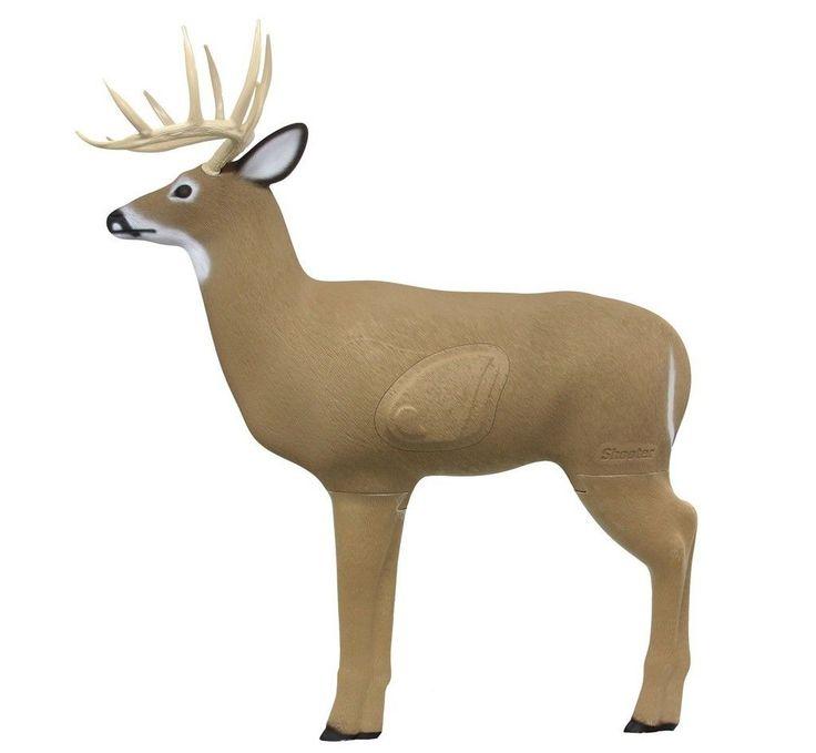 Targets 52480: New Field Logic Shooter Buck 3D Archery Bow Deer Target BUY IT NOW ONLY: $104.95