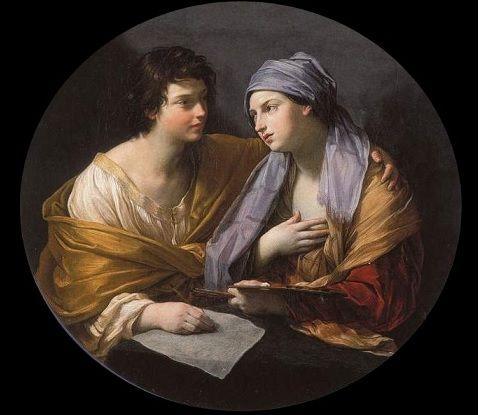 Guido Reni - disegno e colore