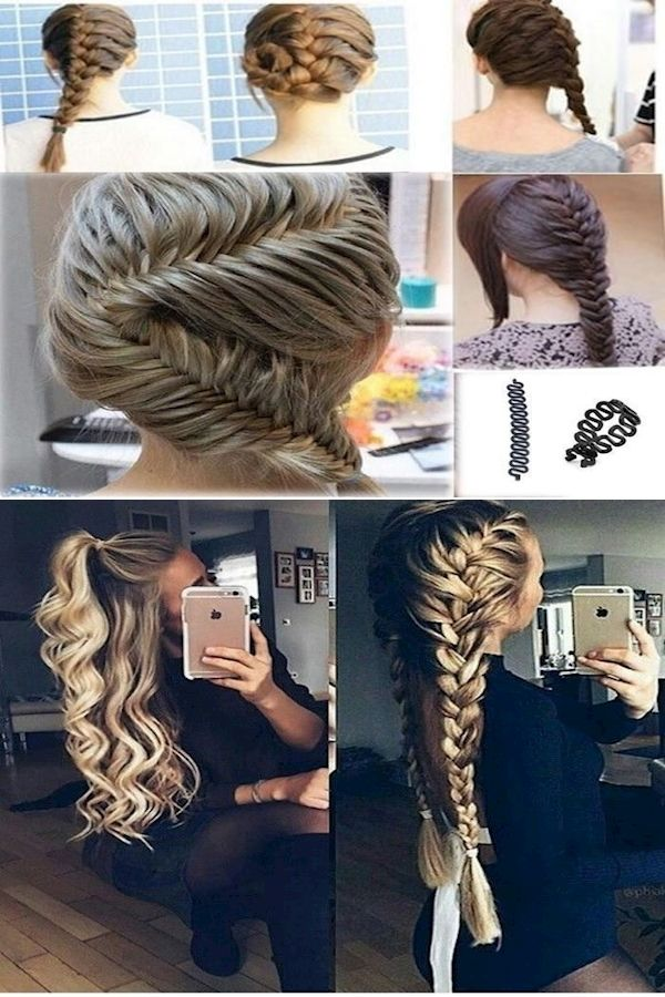 Ponytail Hairstyles New Haircut Style For Long Hair 2016 Cute Simple Updos In 2020 Long Hair Styles Hair Styles 2016 Hair Styles