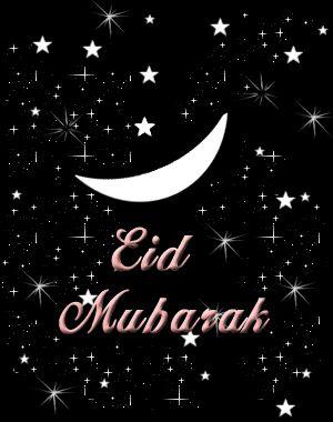 Happy Eid Mubarak Best Animation Picture