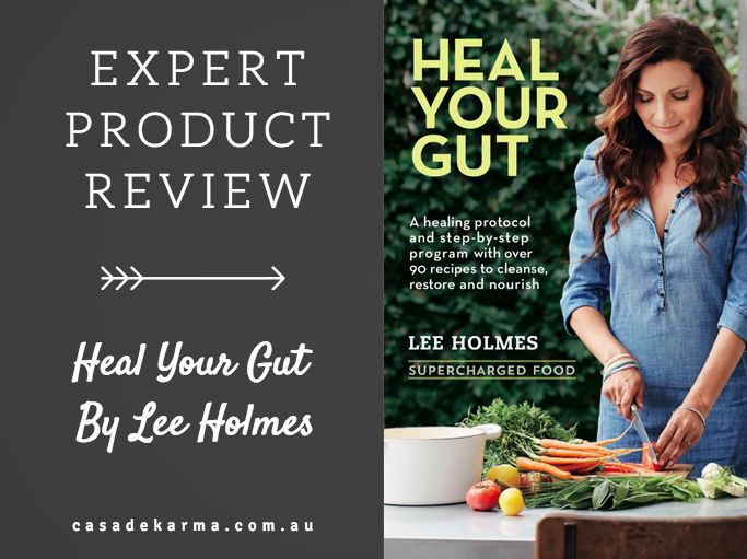 Our fave Naturopath and Nutritionist share their expert opinion on this latest healing program and recipe book by Lee Holmes. Read the full reviews >