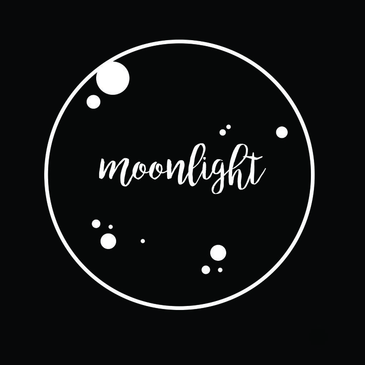 moonlight logo design by KikaCreative
